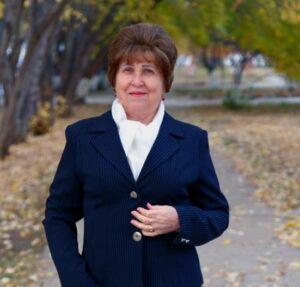 Хитяева Нина Борисовна